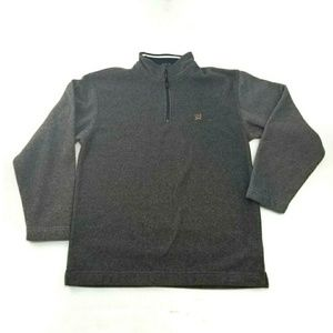 Tommy Hilfiger 1/4 Zip Fleece Pullover Sweatshirt